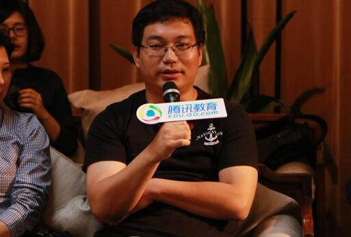优胜网校总经理孟明远:K12教育的相互融合阶段