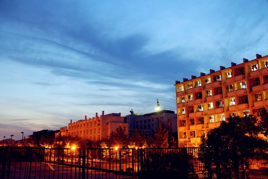 南京师范大学宿舍楼