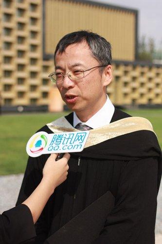 杜江凌:为自我不断制定目标才有增值空间