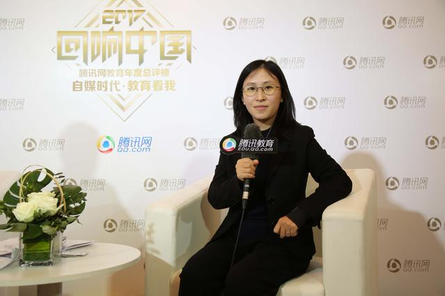 专访大鹏教育杨蕾:依托品牌资源 推陈出新