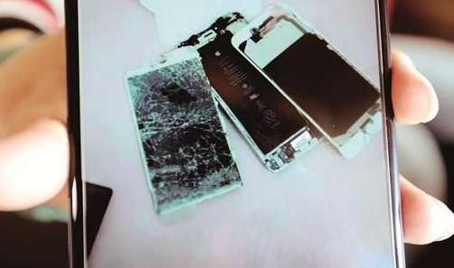 高中手机高中搜教室老师现场摔碎学生称将v高中莲花县校方个有几图片
