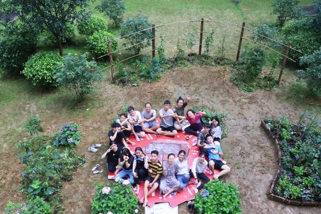 广东岭南职业技术学院通过学生实践科研推动垃圾分类、生态校园建