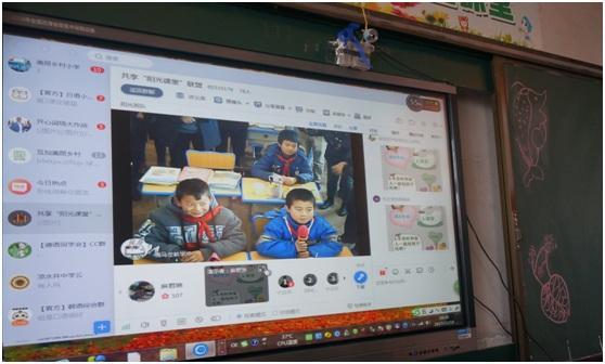 """沪江互+计划走进甘肃定西,""""阳光课堂""""共享优质教育资源"""