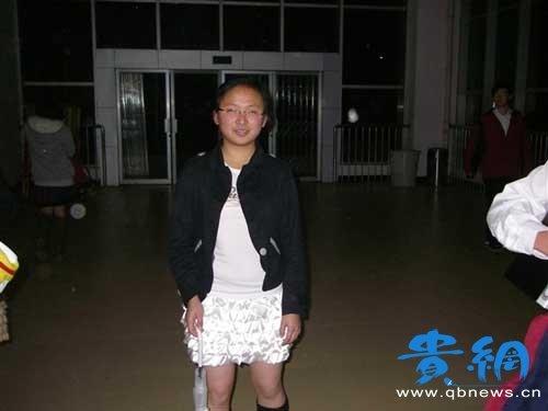 2011贵州高考理科状元龙婷:注重积累有目标