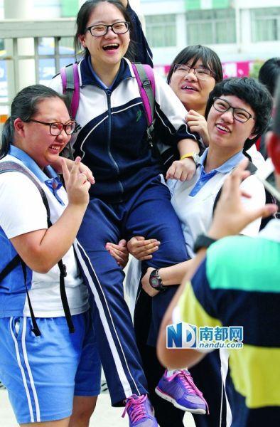 深圳895名考生弃考 数量5年来首降