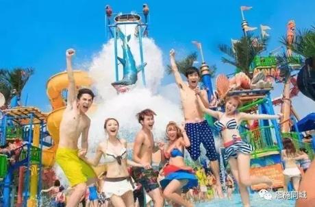 奥兰多水上乐园今夏强势来袭,浪爆你的小宇宙