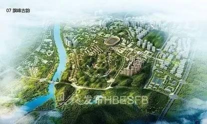 旗峰坝要修城市主干道 这里以后你可能高攀不起!