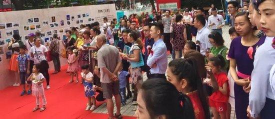 碧桂园江畔豪庭城市展厅璀璨绽放,引爆全城!