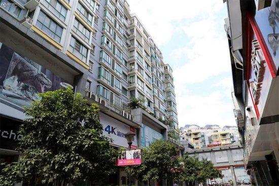 三立时代广场住宅仅剩9套  商铺四层价格不等