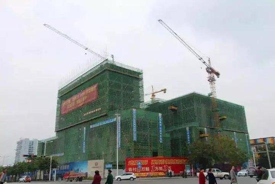 """听说过没,金桂大道上要修建一座""""卢浮宫""""?……"""