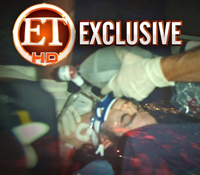 快讯:杰克逊被送往医院照片曝光(图)