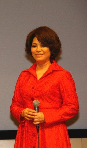 蔡琴 2009爱像一首歌 记者会风光举行