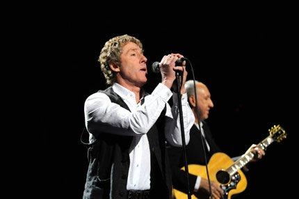 The Who主唱否认注重个人发展 乐队明年办巡演