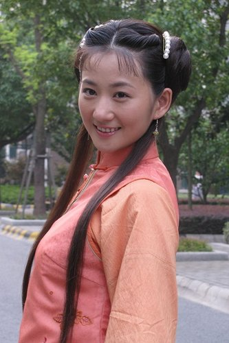 屋的丫鬟李玥粉嫩定妆曝光(图)