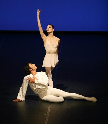 姜秀珍:不是每个芭蕾明星都能胜任《驯悍记》