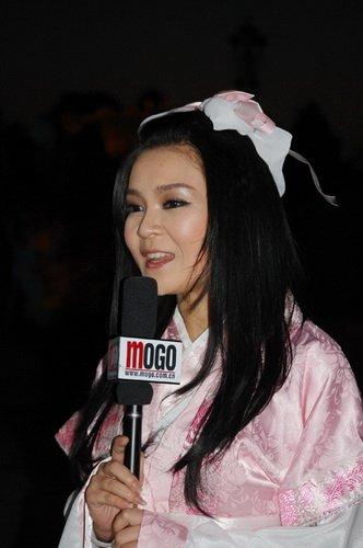 北京国际游戏音乐节隆重开幕 董贞唱响仙侠音