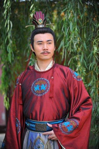 英语老师刘灿和主任