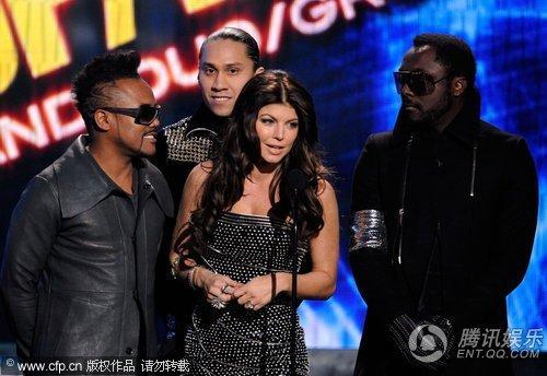 Black Eyed Peas《全美音乐奖》表演