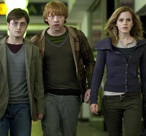 《哈利·波特与死亡圣器:上》首张剧照曝光