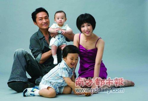马景涛家有妻儿万事足:现在是我最幸福的时候