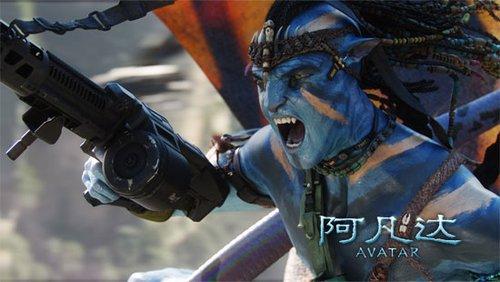 日本票房:天神卡梅隆下凡 《阿凡达》绚丽登顶
