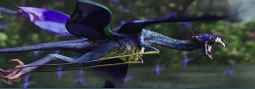 《阿凡达》资料:关于刺蝠