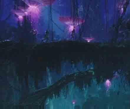 《阿凡达》资料:关于精灵水母-美杜莎