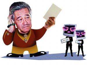 赵本山起诉天涯谷歌侵害其肖像权 索赔405万