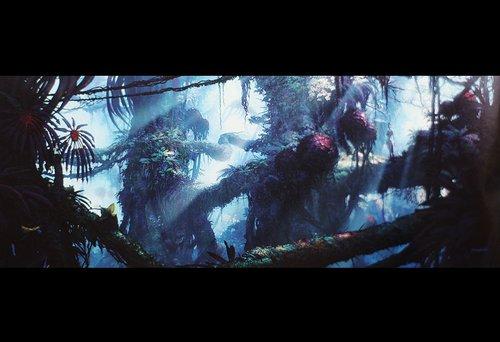 深入《阿凡达》创造的世界 探密潘多拉星球