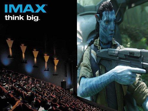 《阿凡达》相关小科普:什么是IMAX