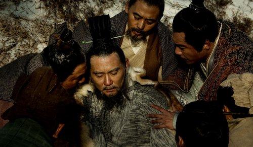 史诗剧《孔子》正式杀青 赵文瑄前10集哭了11次