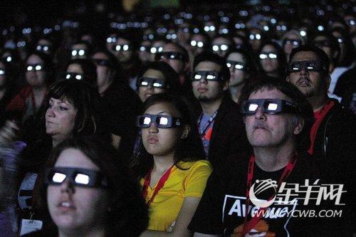 《阿凡达》催生影院革命 广州将新建IMAX影院