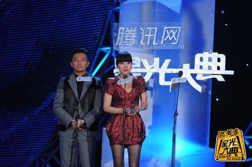 苏有朋、闫妮获年度飞跃电影男女演员荣誉