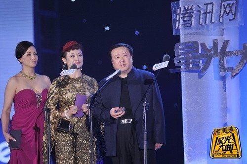 尤小刚凭借《对手》成功突围 获年度电视导演
