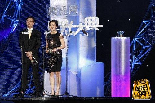 光线传媒总裁王长田荣膺年度风云人物(图)