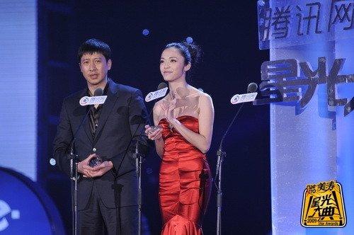 """09星光大典电视篇:""""枭雄""""""""潜伏""""平淡是真"""