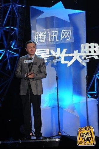 王长田获电视行业风云人物 野心是传媒王国