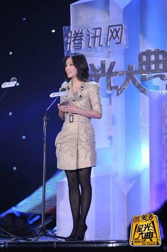 李冰冰演艺公益两不误 号召公众环保节能