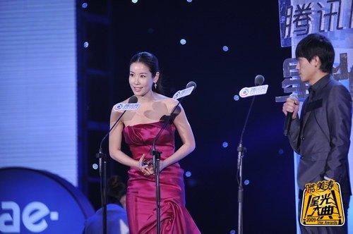 《潜伏》、《巾帼枭雄》获年度电视连续剧