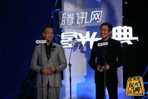 王学圻 梁家辉获得年度星光成就荣誉(图)