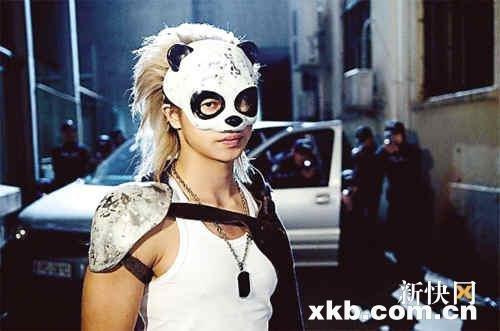 《熊猫人》将上映 周杰伦:配成英语也要保J腔