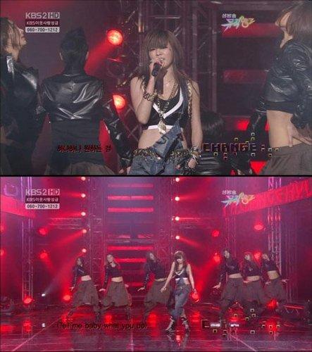 4minute成员泫雅《CHANGE》劲歌热舞引人眼球