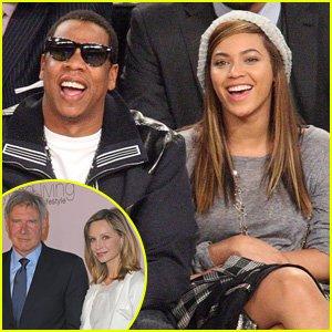 碧昂斯Jay·Z夫妇成好莱坞吸金最多明星夫妻