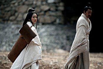 《孙子大传》张丰毅再战枭雄 景甜变美女刺客