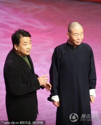 央视虎年春晚昨日语言类终审 节目严重超容