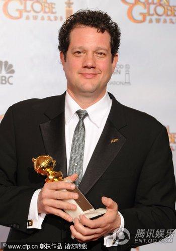 《飞屋》获最佳原创音乐 迈克尔·吉亚奇诺获奖