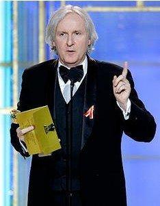 美联社:詹姆斯·卡梅隆捧两大奖 世界之王归来