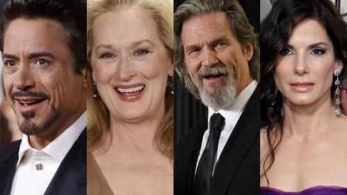 福克斯:《阿凡达》、桑德拉和杰夫笑傲金球奖
