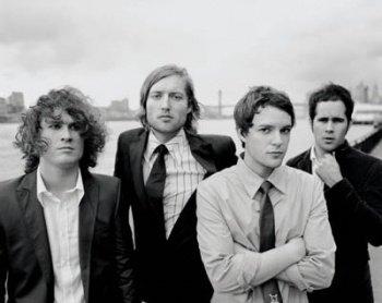 The Killers即将开唱 出道4个月获五项大奖提名
