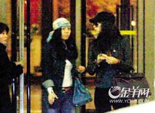 赵欣瑜:让章子怡去告吧,我会奉陪到底(图)